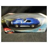 Hot Wheels 1/18 Diecast 1969 Corvette