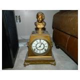 Ansonia Brass Clock