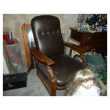Morris Reclining Chair
