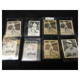 Don Padgett Ball Cards