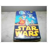 Star Wars Cards unopened