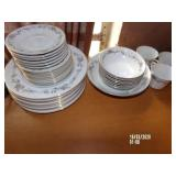 33 Piece Nasco China Set