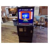 Working Phantom Stand Up Video Poker Machine