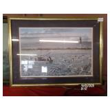"Allen E West Print "" Long Haul"""