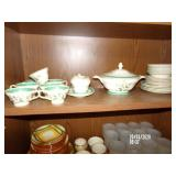 31 Piece Knowles China Set