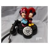 Mickey Mouse & Minnie Telephone