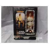 "1"" Luke Skywalker Action Figure New in Box"