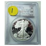 2013-W Silver Eagle Pr 70 DCAM