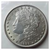 1889 Silver Morgan Dollar