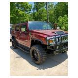 2003 Hummer H2 4x4 118k Cold AC