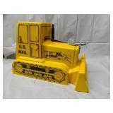 Bulldozer Mailbox