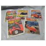 Vintage 80s Rod Magazines