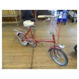 Vintage RSW 16 Raleigh Bicycle