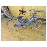 Vintage Schwinn Collegiate Womens Bicycle