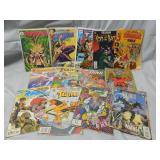 Lot of 13 Misc Comic Books