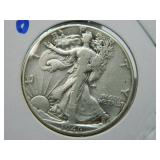 1946-O Walking Liberty Half Dollar