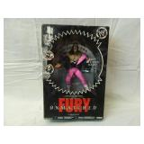 Jakks Fury Unmatched Brett Hitman Hart Figure