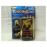"""King of the ring The Rock 6"""" Wrestling Figure"""