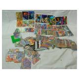 Lot of Misc Marvel Superhero Cards