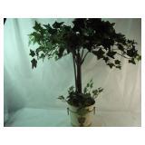 "6x23"" Tree with planter"