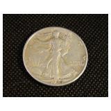 1944D Walking Liberty Half Dollar