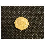 Very Small California Gold Coin