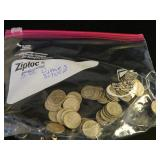 Lot of 50 Silver Dimes