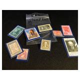 Lot of Uncirulated Stamps