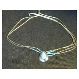 Sterling silver and turquoise native American