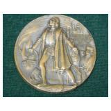 Columbian Exposition Medallion