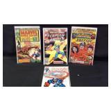 Wow for captain America comic books