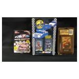 Lot of NASCAR memorabilia