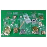 Miscellaneous Pocketwatch & watch parts