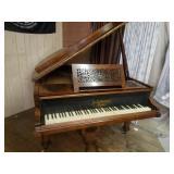 Ca. 1840 - 1850 J.J Hopkinson London Grand Piano