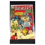 Vintage silver age the avengers number 83