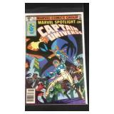 Vintage marvel captain universe # 9  comic book