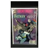 DC secret origins Batman vs mud pack comic book