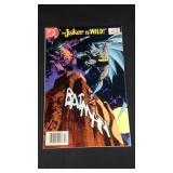 Vintage comic book DC Batman NO 366