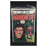 DC Manhunter first issue special number five comic