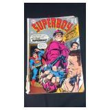 Vintage DC super boy number one £.50 comic book