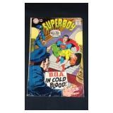 Vintage DC super boy number one51 comic book