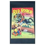 1940s red Ryder comics comic book