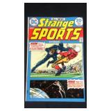 Vintage DC strange sports stories #3 comic book