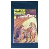 Vintage classic illustrated the jungle book No..