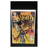 Marvel comics marvel knights number one comic book