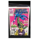 Marvel comics annual dark hawk comic book