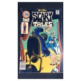 Vintage Charlton comics number five scary tales