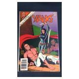 Vintage Charlton comics yang number 16 comic