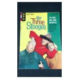 Vintage gold key the three Stooges