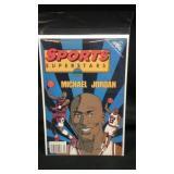 Michael Jordan sports superstar number one